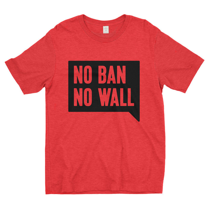 No Ban No Wall T-Shirt