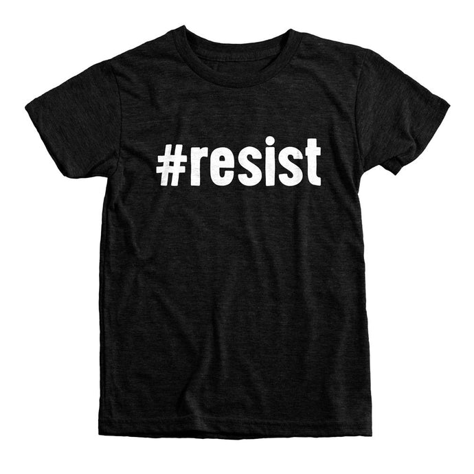 Resist T-Shirt // Youth Tee