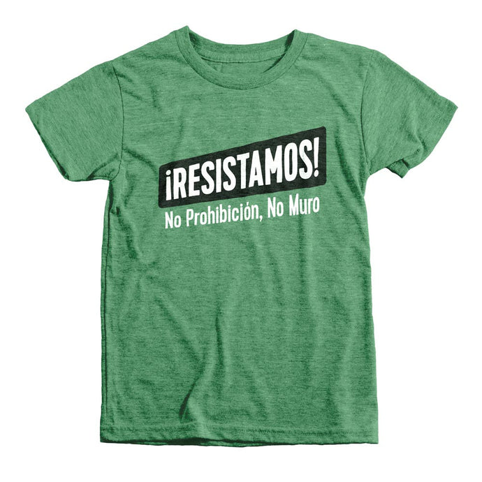 Resistamos T-Shirt // Youth Tee