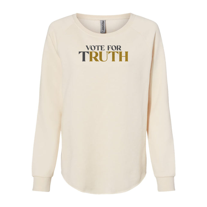 Vote for (T)RUTH Sweatshirt // Women's
