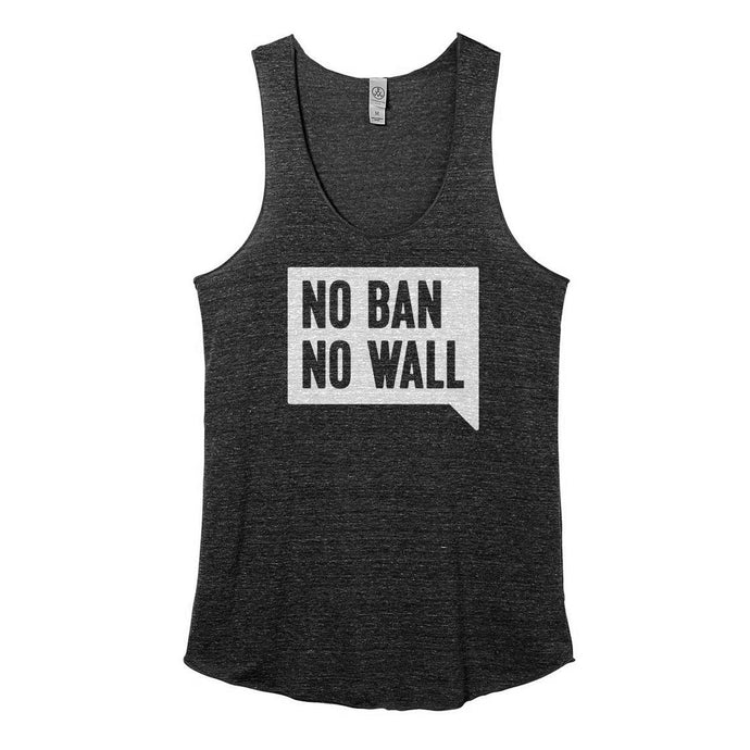 No Ban No Wall Tank Top // Women's