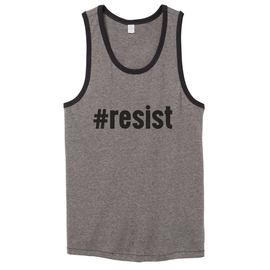 Resist Tank Top // Men's