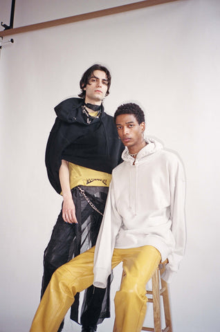 Foo and Foo Streetwear Black and White Editorial Jakob
