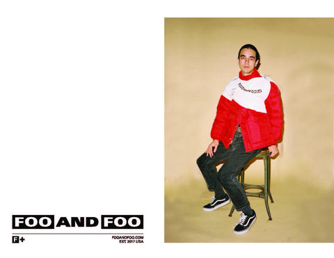 FOO AND FOO LOOKBOOK 1