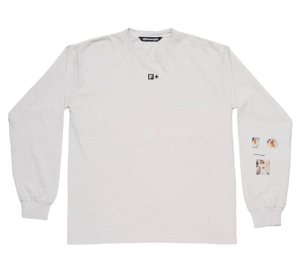 BACKPACK LONG SLEEVE TEE