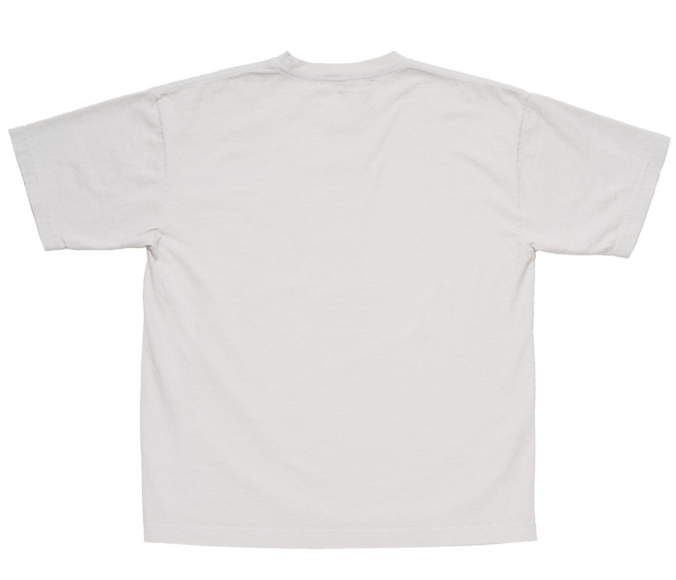 Basic Foo And Foo Tee White