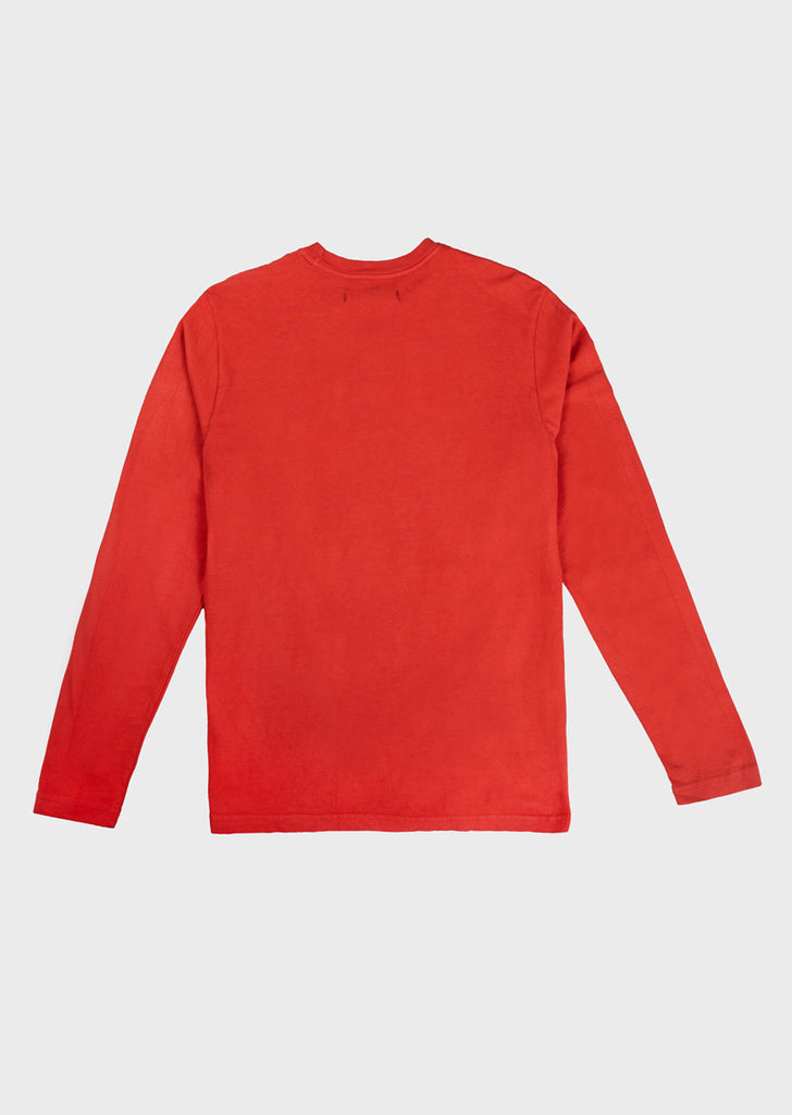 Simple T Red