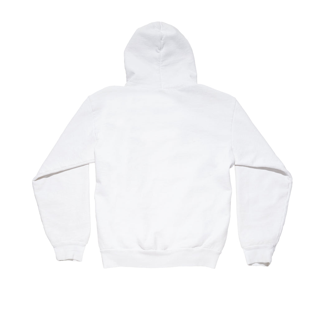 Mechanical Pulley Hoodie White