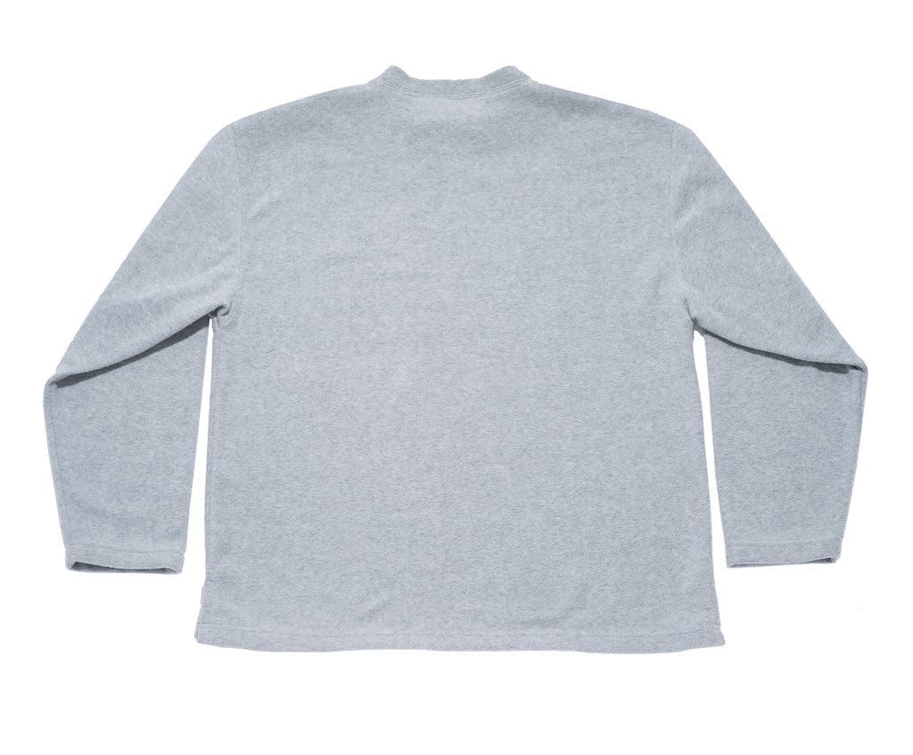 Crewneck Polar Fleece Sweatshirt