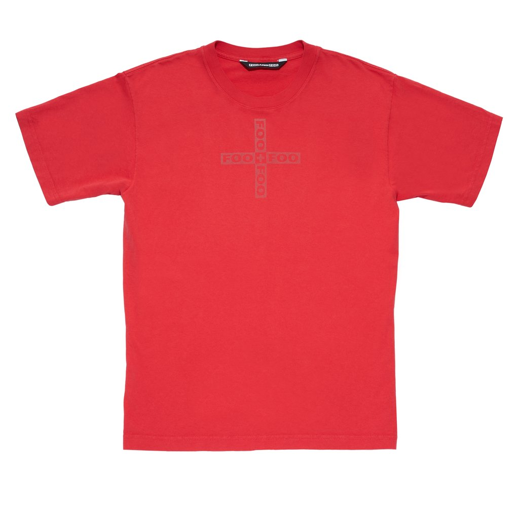 Cross T Red