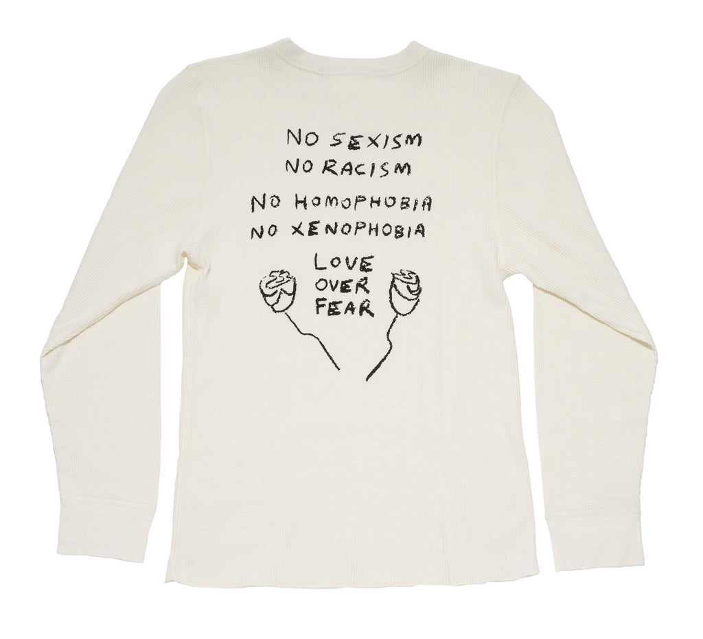 Love Over Fear Thermal
