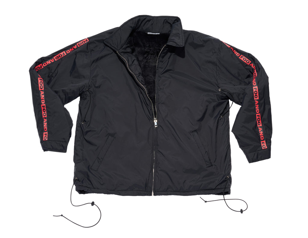 Mechanical Pulley Jacket Black