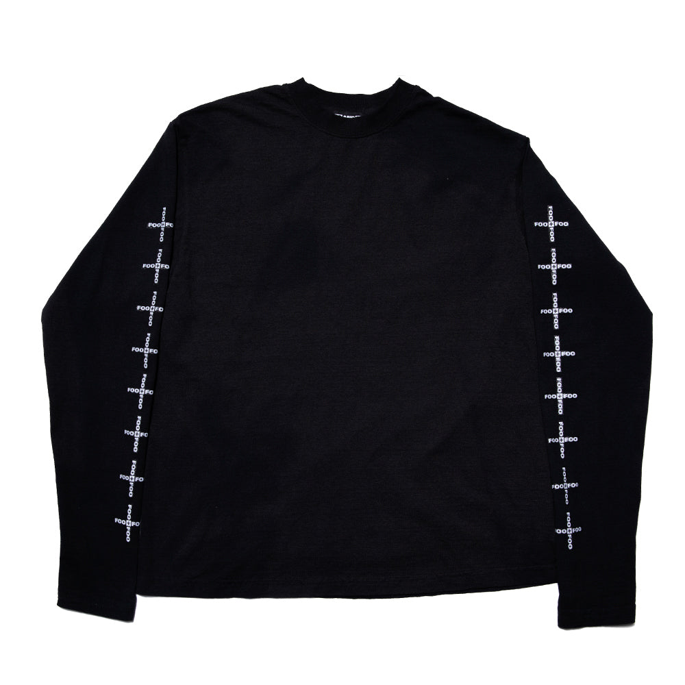 simple longsleeve tee