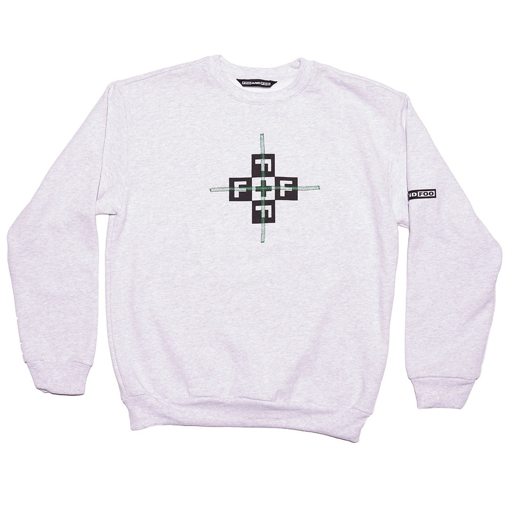 Logo And Stitch Crewneck