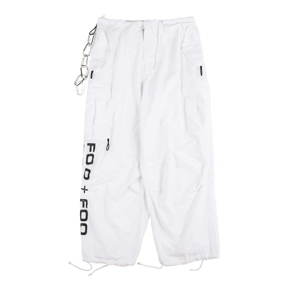 parachute mirror pants