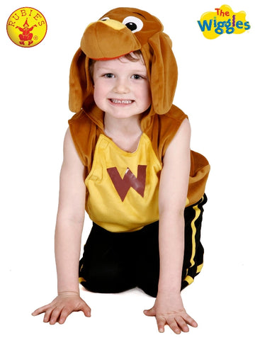 The Wiggles Wags Plush Tabard Child Costume