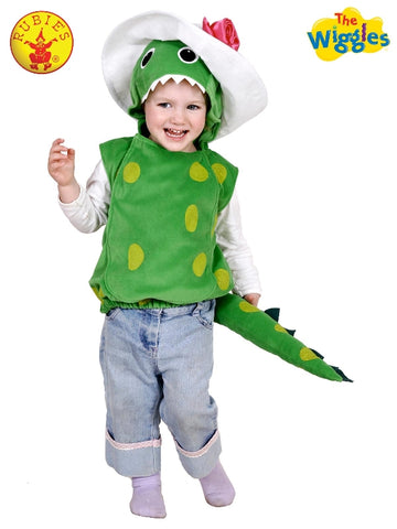 The Wiggles Dorothy Dinosaur Child Tabard Costume