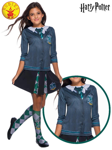Slytherin Costume Top, Child