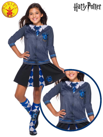Ravenclaw Costume Top, Child