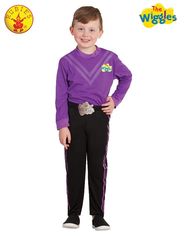 The Wiggles Lachy Wiggle Deluxe Costume