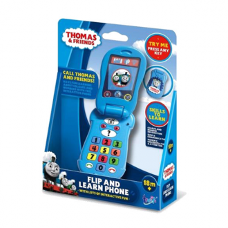 *NEW* Thomas and friends Flip and learn phone