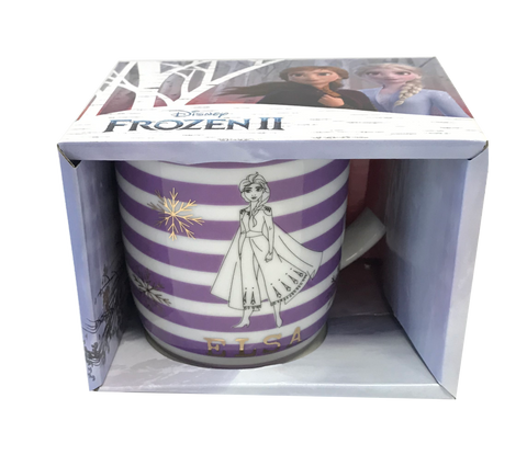 Frozen 2 Mug in Gift Box - Elsa