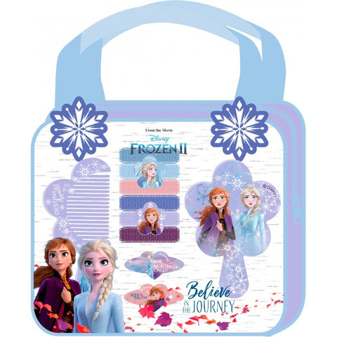 Frozen 2 Hand Bag with Hair Accessories