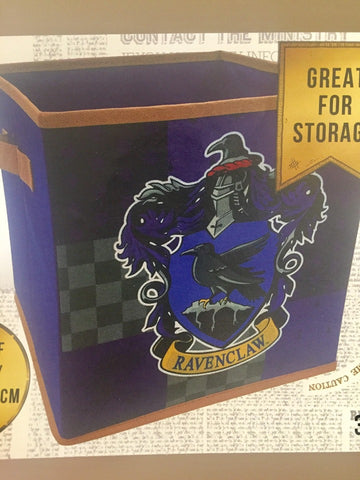 Harry Potter Storage Cube - Ravenclaw