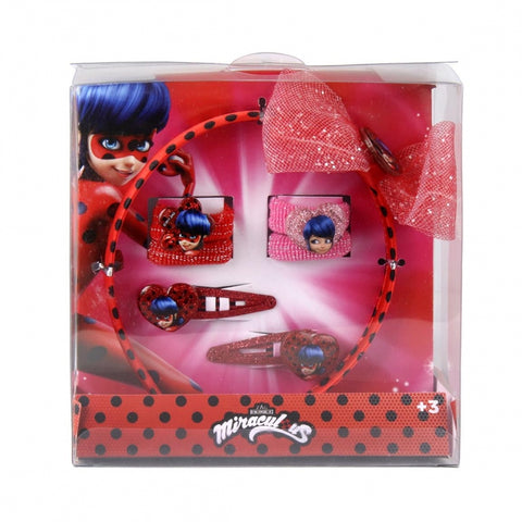 Miraculous Ladybug hair accessories