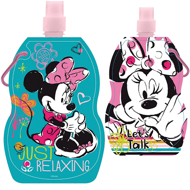 Minnie Mouse bottle (Pink only )