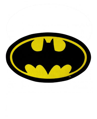 *NEW* Batman Oval Rug