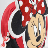 Minnie Mouse Face 3D Shoulder Bag