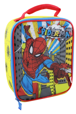Spiderman Slimline Bag