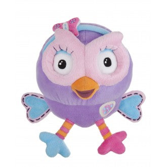 Giggle and Hoot Hootabelle Beanie Plush toy