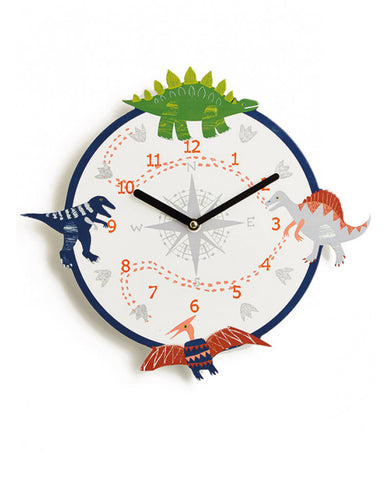 *NEW* Dinosaur (Dinasour) World Wall Clock