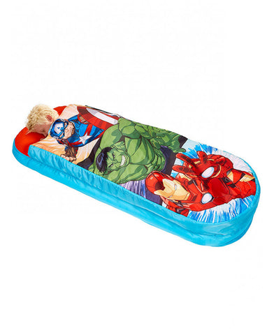 Marvel Avengers Junior Ready Bed Sleepover Solution/Sleeping Bag