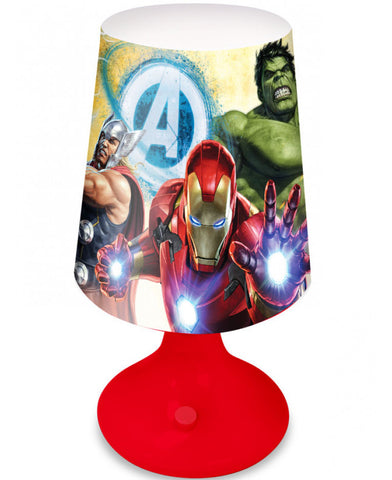 Marvel Avengers Portable  Table Lamp