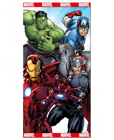 Marvel Avengers Beach Towel