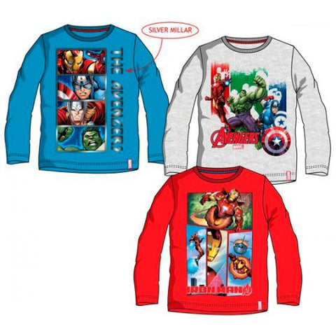 Avengers  Long Sleeve T shirt