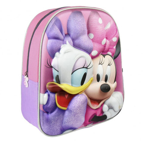 Minnie Mouse and Daisy Duck 3D Backpack