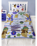 Peter Rabbit Single Duvet Cover and Pillowcase Set