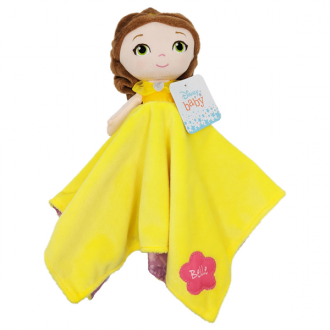 Princess Belle Cuddle Blanket
