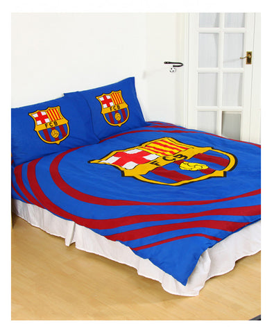 FC Barcelona Pulse Double Duvet Cover Set