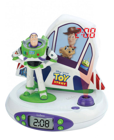 *NEW* Toy Story Radio Alarm Clock Projector