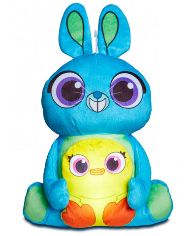 Toy Story 4 Ducky And Bunny 2 In 1 GoGlow Pal