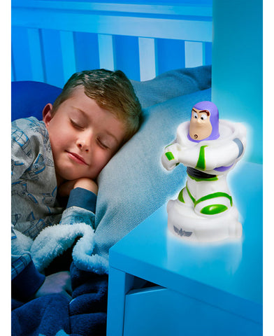 *NEW* Toy Story Buzz Lightyear  Night Light and Torch