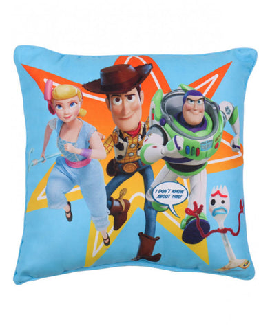 Toy Story 4 Rescue Square Cushion