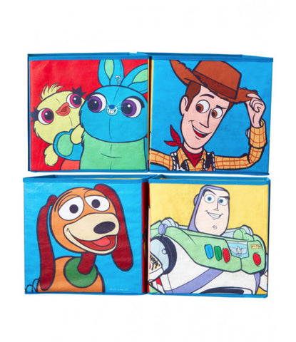 Toy Story 4 Cube Storage Boxes