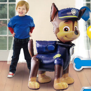 Air Walker Paw Patrol Foil Balloon