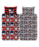 The Beano Dennis And Gnasher Single Duvet Cover Set